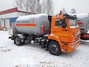 нови камион за транспорт на гас KAMAZ 45253