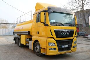 нови камион за транспорт на гориво EVERLAST автоцистерна