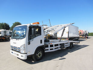 камион за транспорт на возила ISUZU N75.190