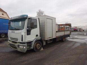 камион за транспорт на возила IVECO ML 12E24