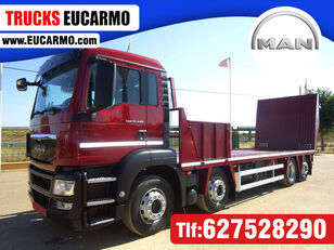 камион за транспорт на возила MAN  TGS 35 440