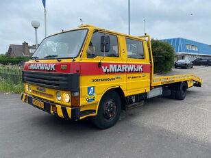 камион за транспорт на возила MAZDA T3500 HOLLAND TRUCK MANUAL FULL STEEL SPRING