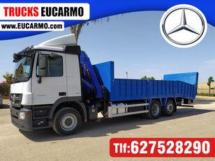 камион за транспорт на возила MERCEDES-BENZ ACTROS 25 32
