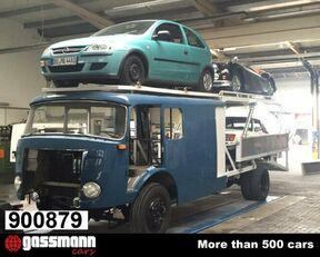 камион за транспорт на возила MERCEDES-BENZ LF16V LP710/32