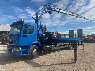 камион за транспорт на возила RENAULT PREMIUM 370
