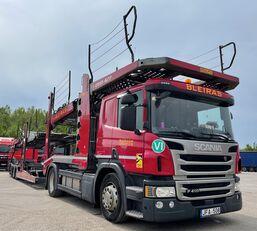 камион за транспорт на возила SCANIA P410 N320 ROLFO TVF