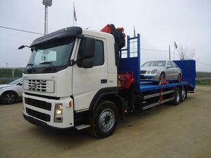 камион за транспорт на возила VOLVO FM 12 830