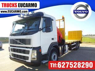 камион за транспорт на возила VOLVO FM12 380
