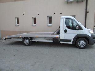камион за транспорт на возила FIAT DUCATO