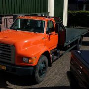 камион за транспорт на возила FORD F800