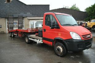камион за транспорт на возила IVECO Daily 65 C 18 BE Szerelvény