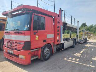 камион за транспорт на возила MERCEDES-BENZ ACTROS1840 KASBOHRER