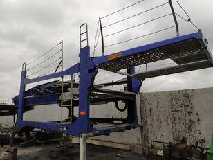 камион за транспорт на возила VOLVO FM 340 + приколка за транспорт на возила