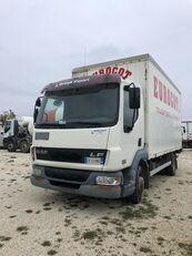 продавница на камион DAF motrice 2 assi furgone sponda