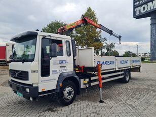 продавница на камион VOLVO FL220.12 / PK 7000A / NL brief