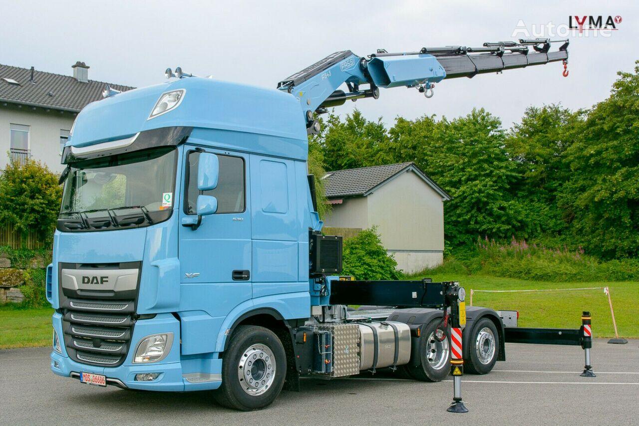 ново камион влекач DAF XF530 -  RA2.25 - SZM - Referenz FZG