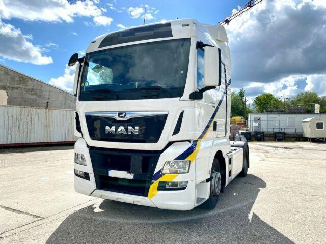 камион влекач MAN TGX 18.480 EfficientLine -XLX