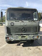 воен камион MERCEDES-BENZ 1017  4x4  KIPPER