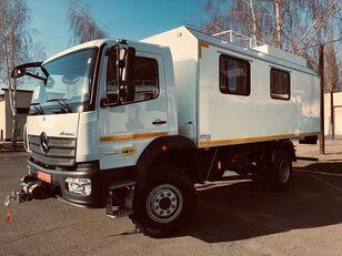 нови воен камион MERCEDES-BENZ АРМ, АРОК