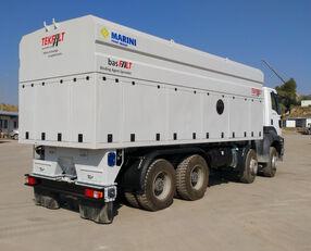 нови воен камион TEKFALT basFALT Binding Agent Spreader