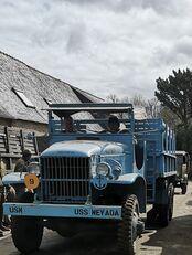 воен камион GMC cckw353