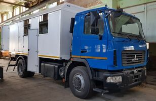 нови воен камион MAZ 5340