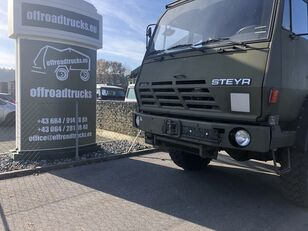воен камион STEYR 1291.320 P43/M 4x4 Pritsche mit Plane