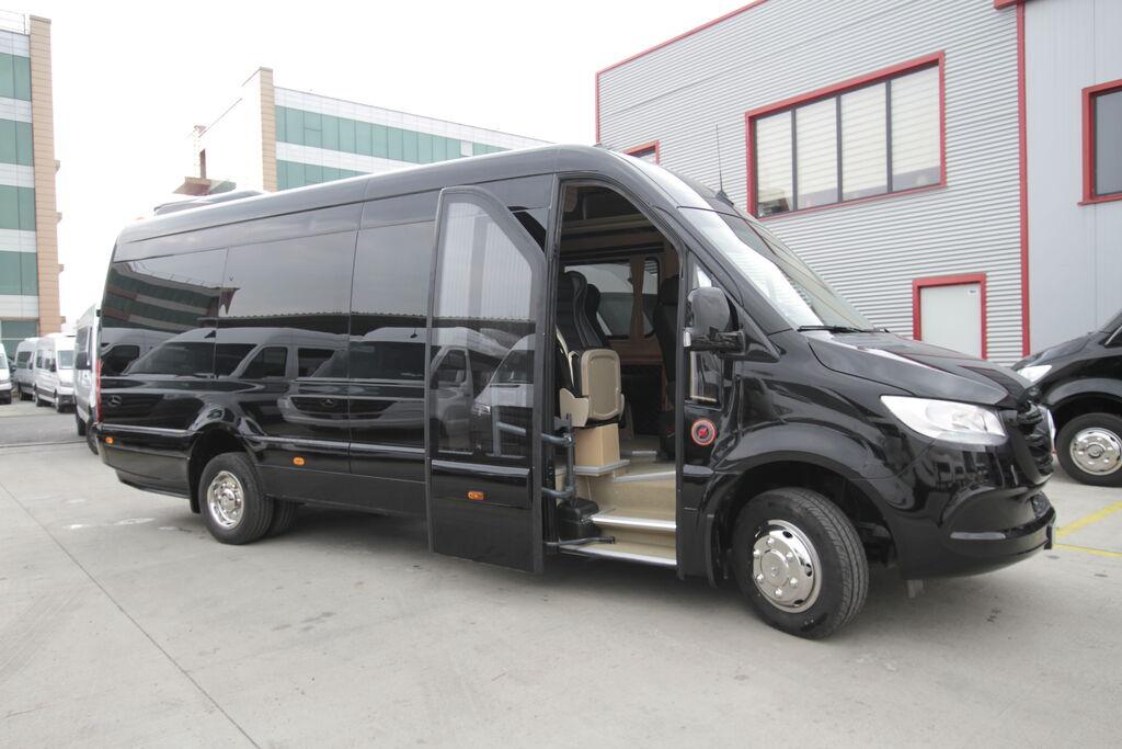нови патничко комбе MERCEDES-BENZ 519, vip *COC*