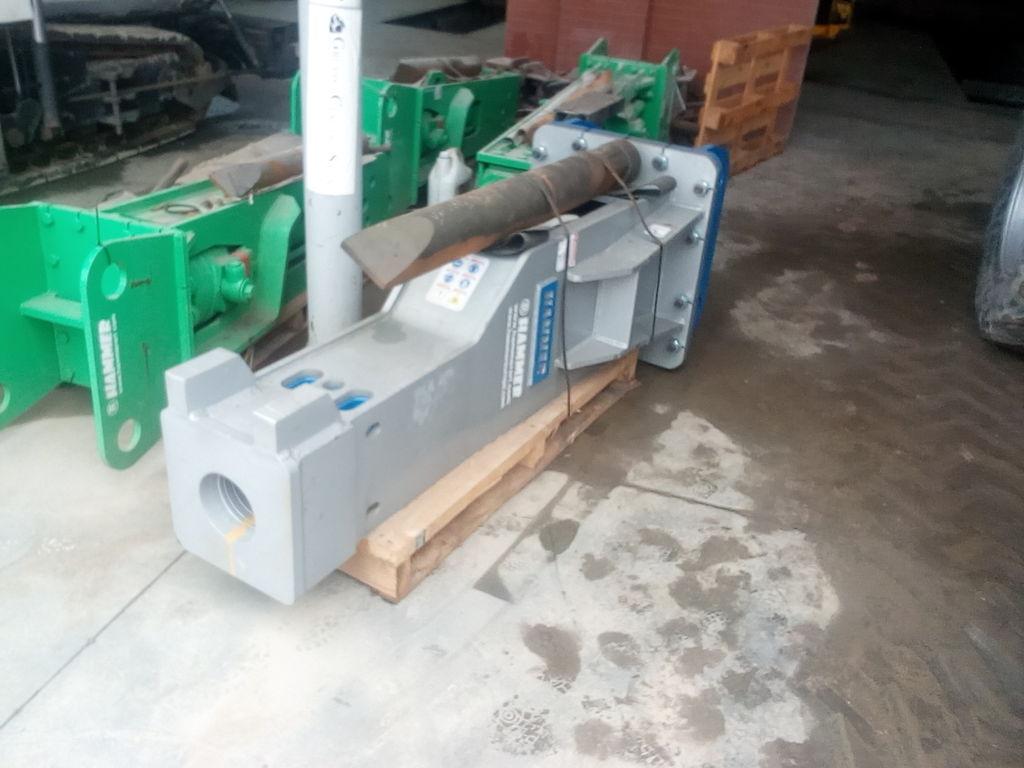нови хидрауличен чекан HAMMER HM 2500
