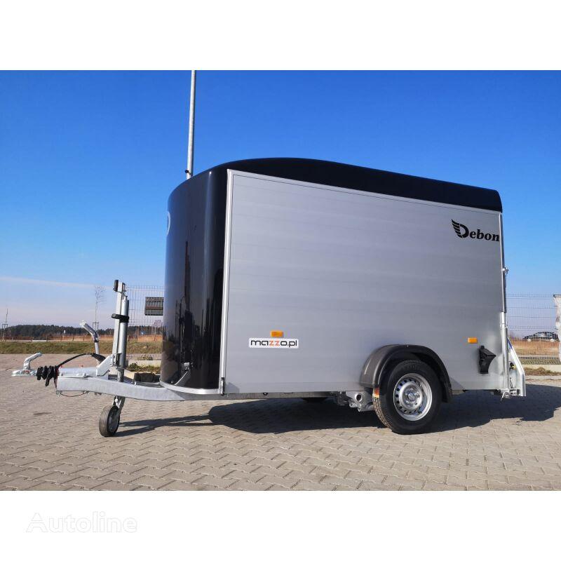 нови приколка фургон Cheval liberte FURGON C300 ALU
