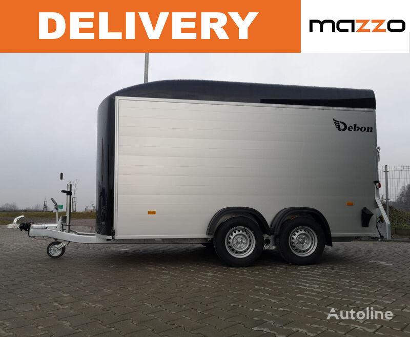 нови приколка фургон Cheval liberte c500xl 370 x 165 x 200 cm