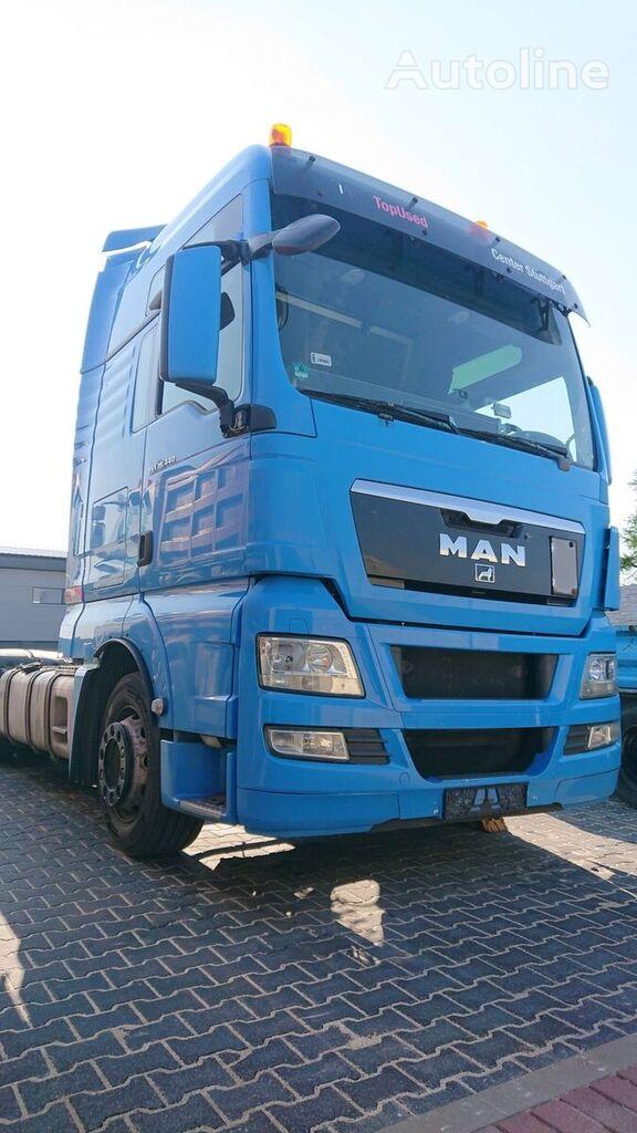 кабина за камион влекач MAN TGX 18.440 4x2 LLS-U