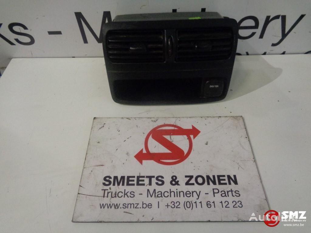 обложување MERCEDES-BENZ Occ verwarmingsrooster a9438300354 за камион MERCEDES-BENZ