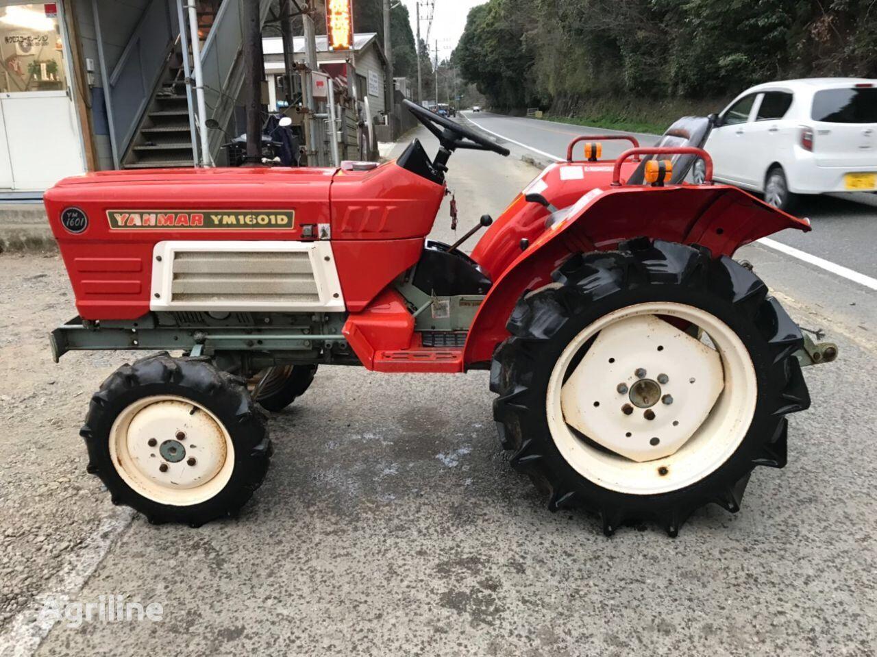 мини трактор YANMAR YM1601